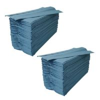 Blue C Fold Paper Hand Towels 1 Ply